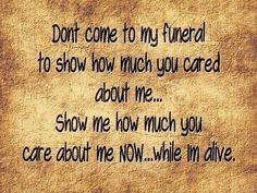 Show Me Now...