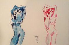 Eric Migom, Sortir sa langue on ArtStack #eric-migom #art