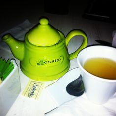 Green tea tessito
