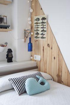Decorar en familia_Reciclando con Ikea: Diy lámpara con botella de cristal8