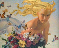 Golden Breeze by Thomas Blackshear
