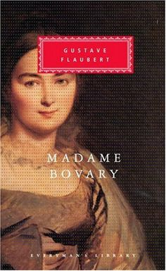 Madame Bovary by Gustave Flaubert (Project Gutenberg E-Book)