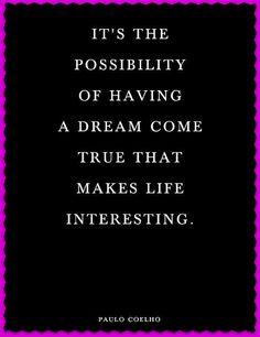 #DreamOn #thebreakthroughnyc