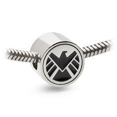 S.H.I.E.L.D. Charm  Bead