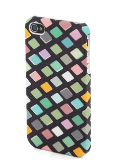 Party Planner's Delight iPhone 4/4S Case, #ModCloth