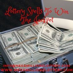 Lottery gambling spells to win bunches of cash at the lotto big stake. Get the lotto winning numbers utilizing lottery winning spells to build your odds of winning. Lottery spells, sports wagering spells, horse wagering spells, club cash spells, spells to win the lottery big stake and gambling spells for profound meetings utilizing spells, muthi and otherworldly purifying ceremonies.