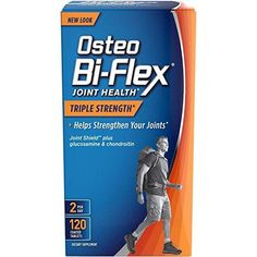 Osteo Bi-Flex Triple Strength, 120 Coated Caplets (Pack of 3 (120 caps ea)) -- Be sure to check out this awesome product.