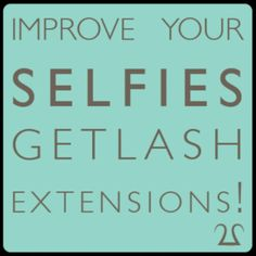 """Classy, Sassy, Sexy, Eyes In Ever SELFIE,!"""" Ohhh My!! come get Your Lash On"""