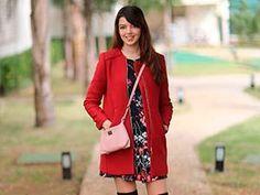 Look+do+dia:+Vermelho+e+rosa