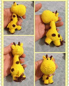 #giraffe #jirafa #amigurumi #hechoamano #amigurumi #amigurumiaddict by zhoe_artesanias