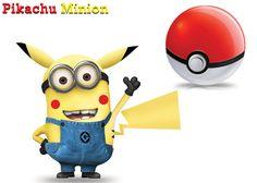 Minion Pikachu.