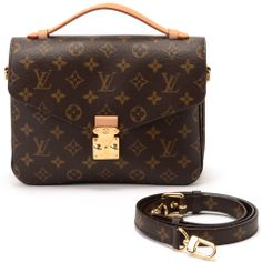 Louis Vuitton Pochette Metis in Brown - Beyond the Rack