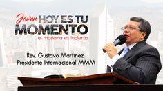 REV. GUSTAVO MARTÍNEZ I EL AMANECER LLEGA Y LA MALDAD NOS ALCANZA I VOLVAMOS A DIOS
