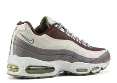 brand new a37cf 57272 Cheap Nike Air Max 95 Jetstream Blue Chill Soft Grey Trainers For Sale  Online