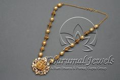 Nakshi Locket | Tibarumal Jewels | Jewellers of Gems, Pearls, Diamonds, and Precious Stones