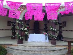 Boda Tepoztlán, Morelos, México.