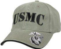 ed4e54b08e1 Cool USMC cap and I m not a hat person Us Marine Corps
