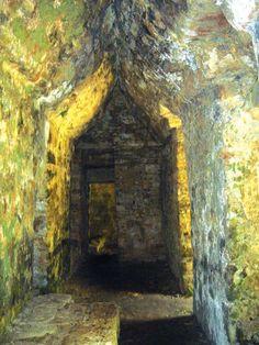 Chiapas, Yaxchilan, Archeological zone, Building 19, The Labyrinth 2 - Photo by German Murillo-Echavarria 0406.jpg (600×800)