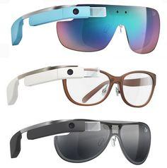 Google Glass : les lunettes connectées de Google #googleglass