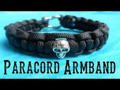 Paracord Armband Videoanleitung - YouTube