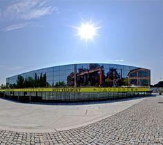 Svět techniky Ostrava (Science and Technological Centre Ostrava, STC).