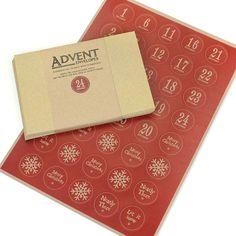 Advent Envelopes