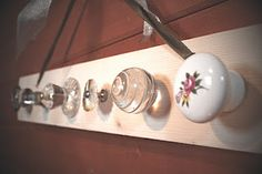 Everything Lily: DIY - Door Knob Necklace Holder