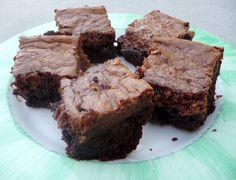 Brownies de Nutella y Cheesecake