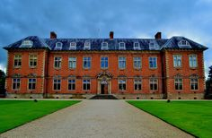 Tredegar House, Newport, South Wales, UK - a location used in Sherlock, Doctor Who and Torchwood