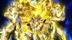 Saint Seiya Soul Of Gold - Athena Exclamation by SONICX2011 on DeviantArt