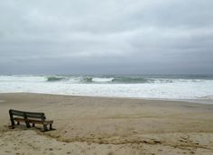 BIG surf, high tide, at Nauset Beach this morning!  Happy Friday from Cape Cod!