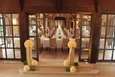 Historisches Torhaus im Romantik Hotel Hof zur Linde