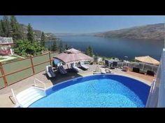 En canadisk pendent til liseleje: Okanagan Oasis B Peachland BC Virtual Tour