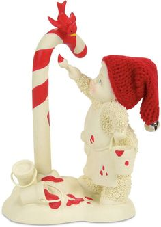 Department 56 Snowbabies Fresh Paint Collectible Figurine