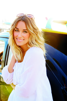 A gauzy, lace-detail top is made for hot days and warm nights. LC Lauren Conrad at #Kohls