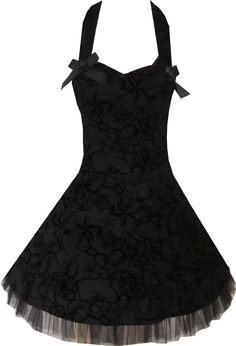 PRETTY ROCKABILLY BLACK GOTH TATTOO 50S STARS DRESS 8-16 * FREE UK DELIVERY* | eBay