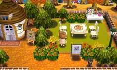 Town | Animal Crossing