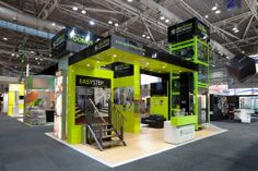 Easy Living exhibition stand designed and constructed by Expocentric. http://expocentric.com.au