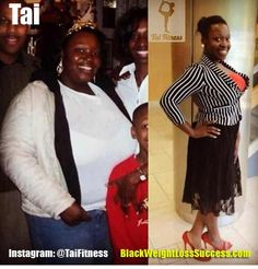 Weight Loss Story: Tai lost 105 pounds.  Find out how she did it.