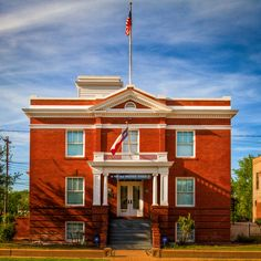 The Old Weather Bureau Building, Abilene, Texas (1909) was constructed to serve as the area center for the U.S. Weather Bureau and continued to do so until area weather services were relocated to the airport. It is listed on the National Register of Historic Places.