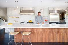 Moraga Residence - modern - kitchen - other metro - Jennifer Weiss Architecture