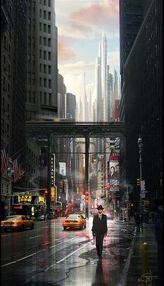New York 2030