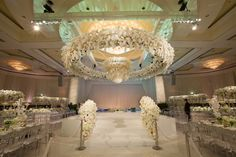 A Beauty Salon in St. Petersburg With Industrial Lighting Design Ceiling Decor, Ceiling Design, Luxury Chandelier, Chandeliers, Strictly Weddings, Event Company, Chuppah, Lighting Store, Photography And Videography