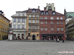 Top 5 things to do in Warsaw, Poland #travel www.eurotribe.com