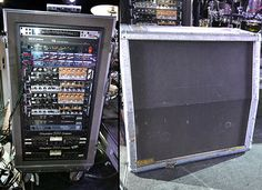 Rig Rundown - Smashing Pumpkins' Billy Corgan (Rack Shot) - November 2012