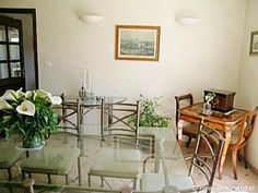 Elegant simplicity reigns supreme in this #furnished #vacation #rental in #Provence. http://www.nyhabitat.com/south-france-apartment/vacation/525