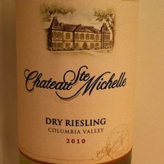 We'd night yummy Riesling