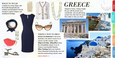 Don't miss wine tasting in Santorini, and enjoy your time in our Edie dress! http://www.projectgravitas.com/edie.html