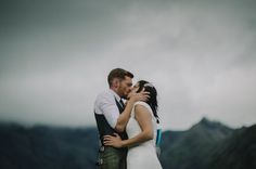 Secret Scottish Elopement on the Isle Of Skye: Laura + Damian...something so perfect about a secret wedding in the middle of nowhere.