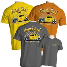 Hot Rod T Shirts American Graffiti Rat Rod Small to 6XL and Tall Free Shipping #PitStopShirtShop #GraphicTee